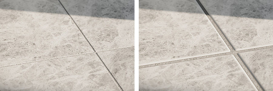 What is 'rectified' tile?