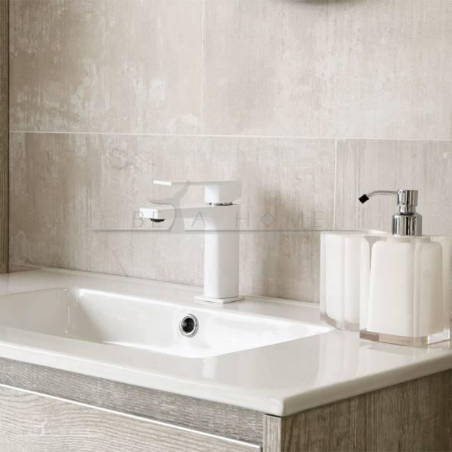 Goldis pani light beige stone effect porcelain tile