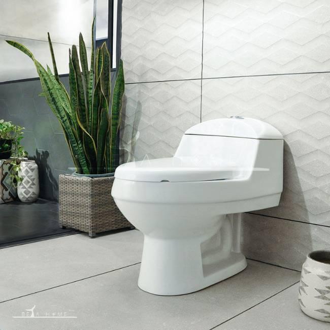 Elegant morvarid modern toilet