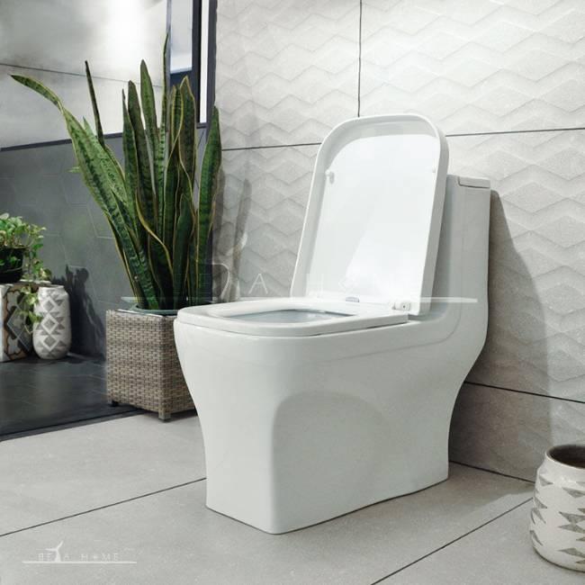 Morvarid katia toilet open seat