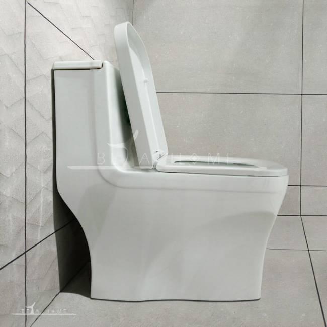 Morvarid katia toilet side view seat open
