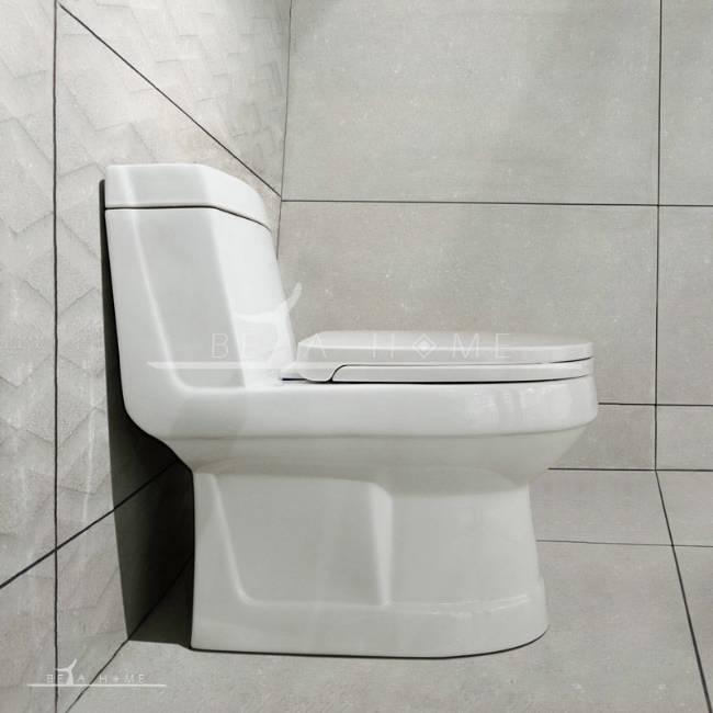 Morvarid toilet valentina side view