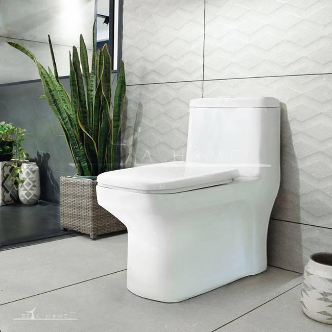 Morvarid sanitary Volga modern toilet