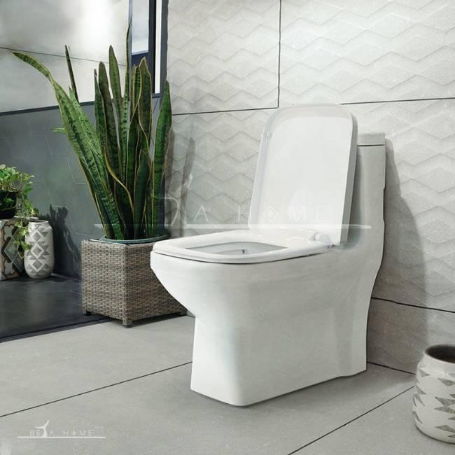 Yaris morvarid toilet open seat