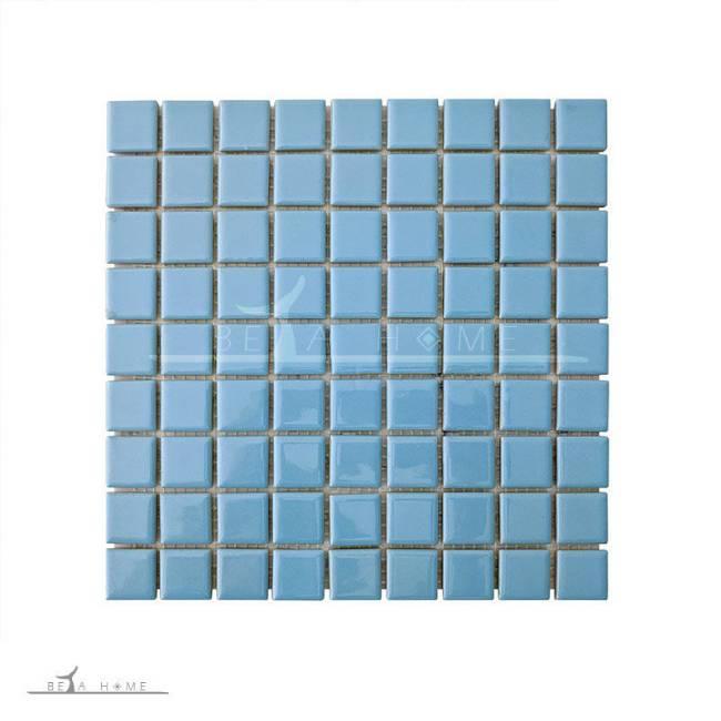 ۲,۵ * ۲,۵ آبی (BLU-2) آرتما سرامیک