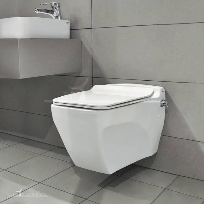 Morvarid katia wall hung toilet