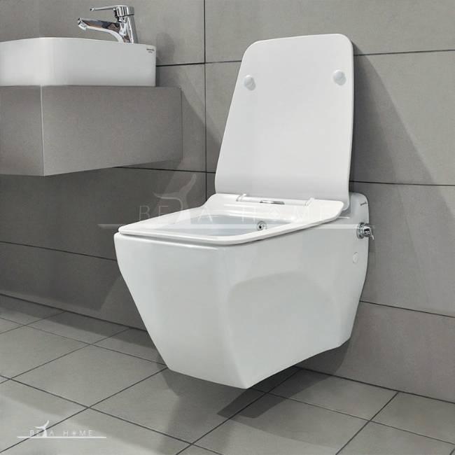 Morvarid toilet wall mount katia