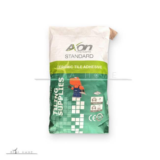 چسب پودری استاندارد - سفید - ۲۰ کیلوگرم
