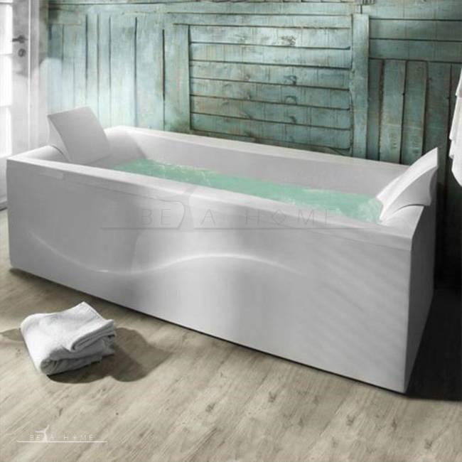 Ramana straight standard bath