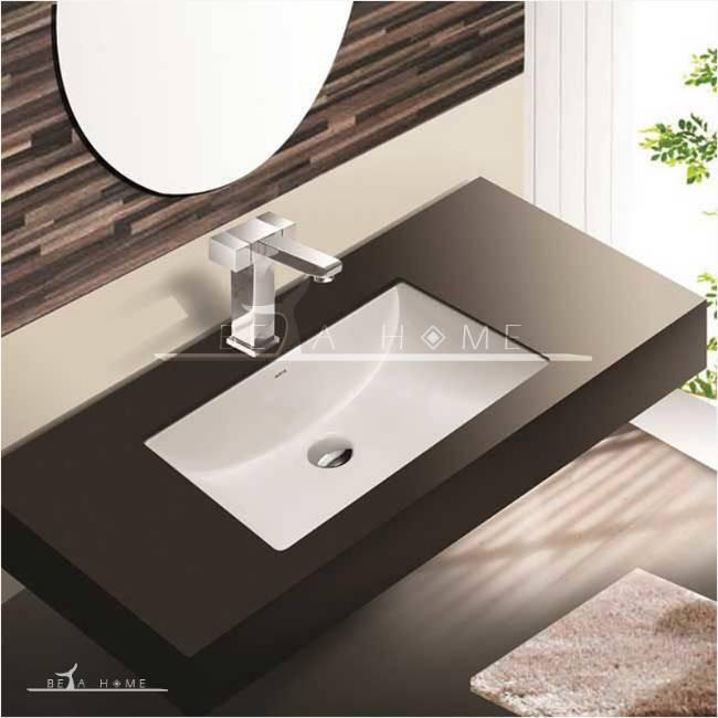 SPA under counter zirsangi sink modern bathroom
