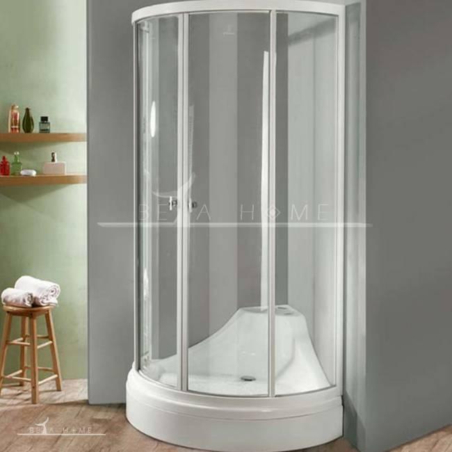 Anita curved shower enclosure