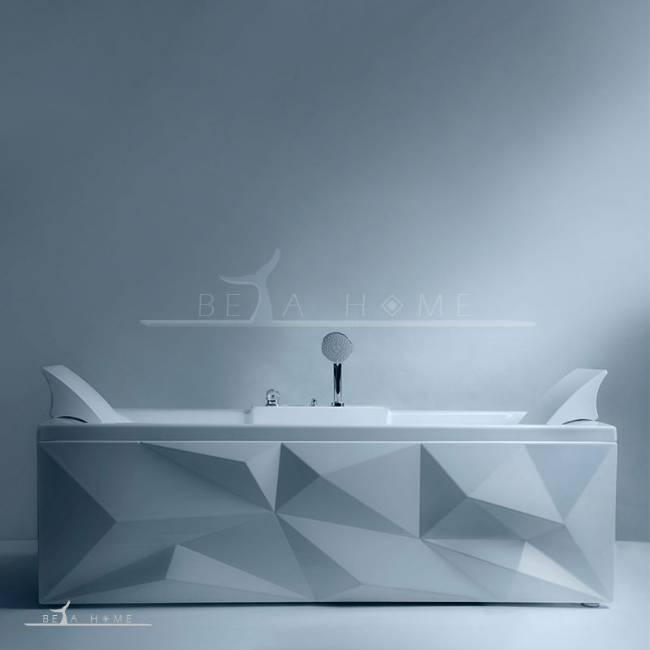 persian standard diamond small bath