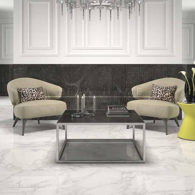 argenta porcelain statuario marble floor tile