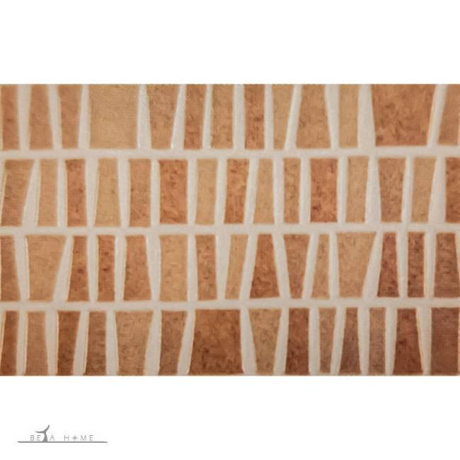 argenta cairo cream mosaic effect tile
