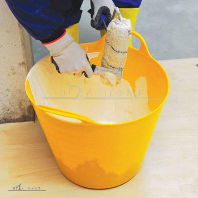 Dekor tools flexible plastic bucket