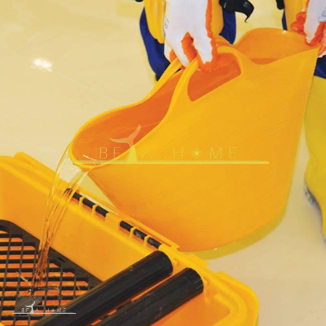 Dekor tools flexible cleaning bucket