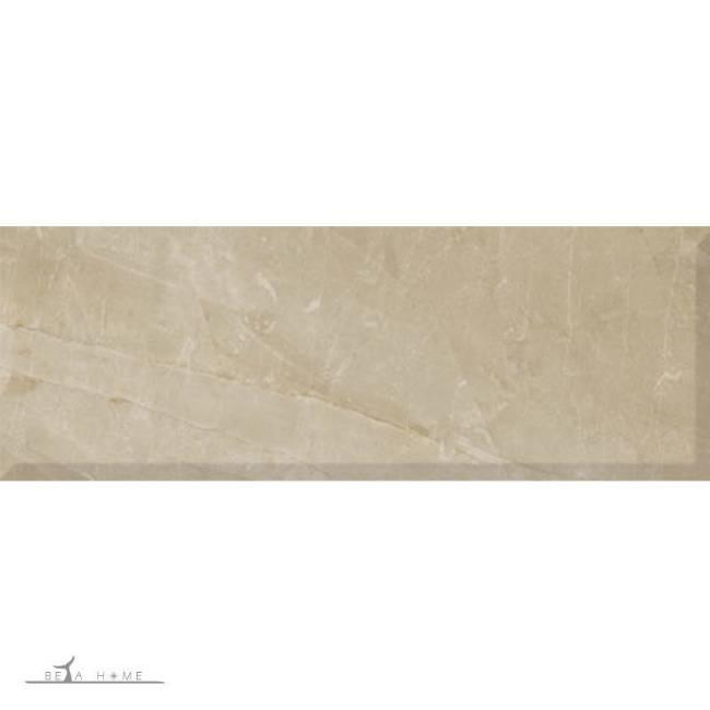 argenta nitra beige bevelled edge tile