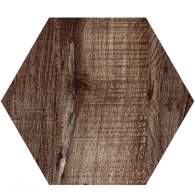کاشی پالم شش ضلعی چوبی گلدیس کاشی