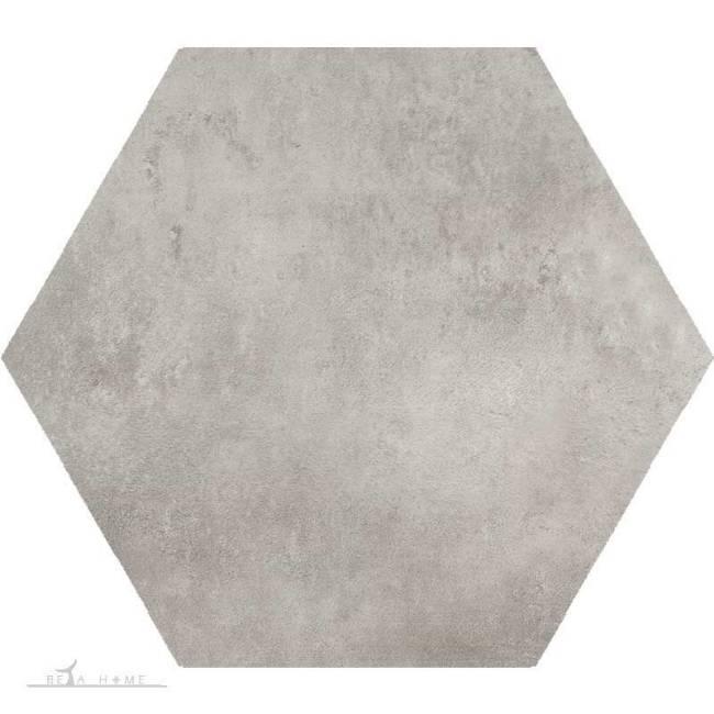 کاشی شش ضلعي سمنت گلدیس کاشی