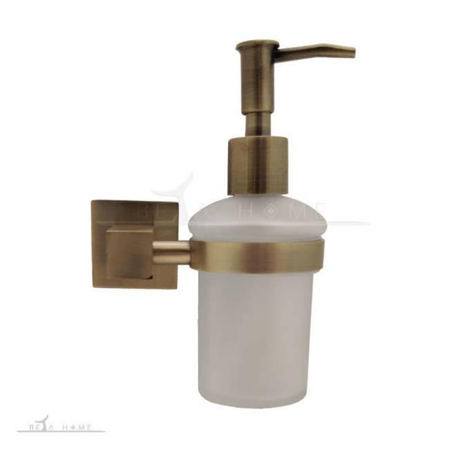 wall mount soap dispenser