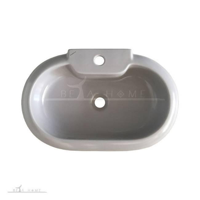 Morvarid parmida light grey sink top
