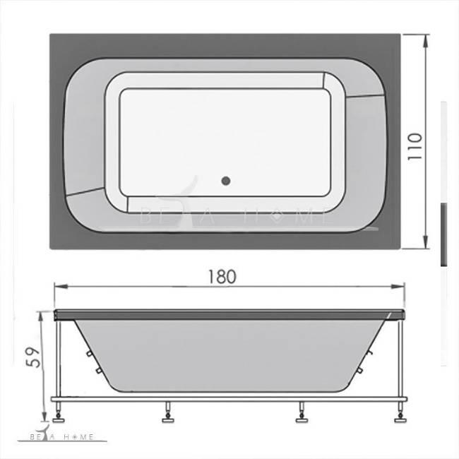 حمام أناليا برشيان استاندارد