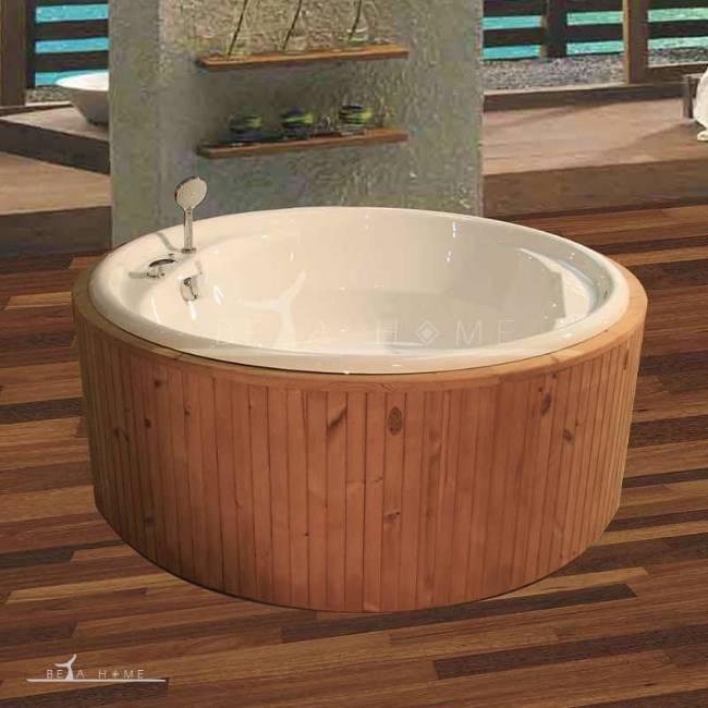 persian standard kenzia round bath