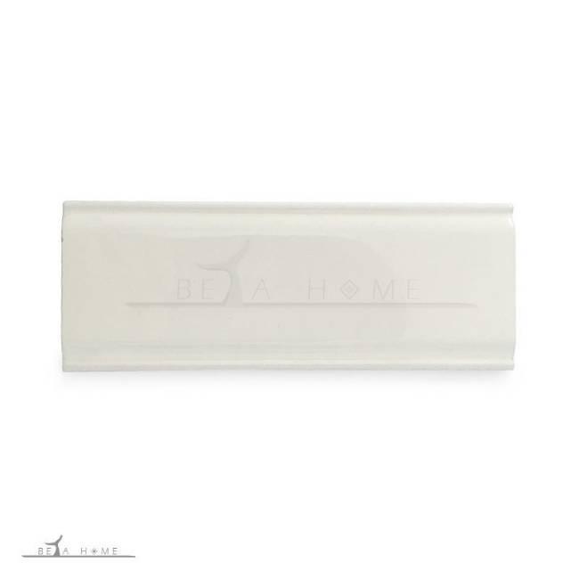 Chekina cream border tile