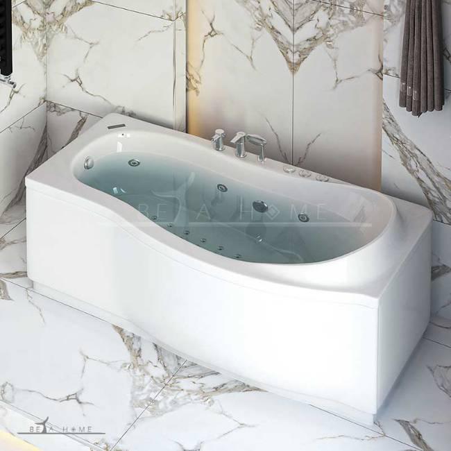Ariana jacuzzi bath 774 corner view