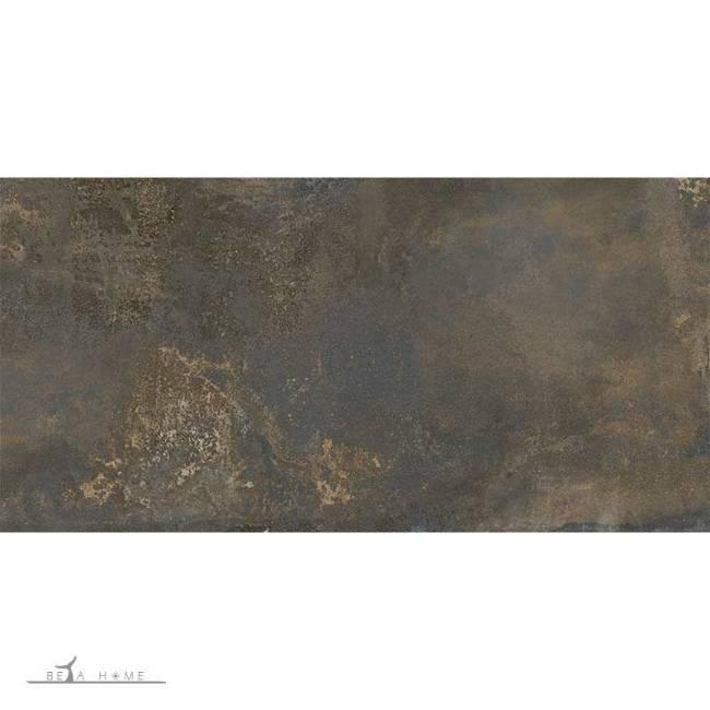Goldis 120x60 tile metal design